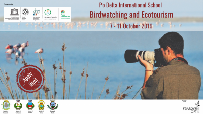 Po Delta International School on Birdwatching and Ecotourism